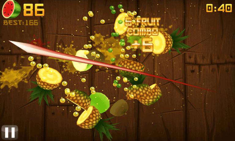 Fruit Ninja v2.1.2 Apk