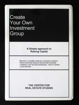 Create Your Own Investment Group