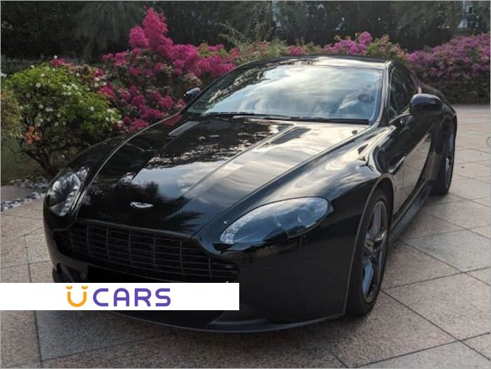 New Aston Martin V8 Vantage N430 Coupe Sportshift Ii For Sale Online In Singapore Ucars