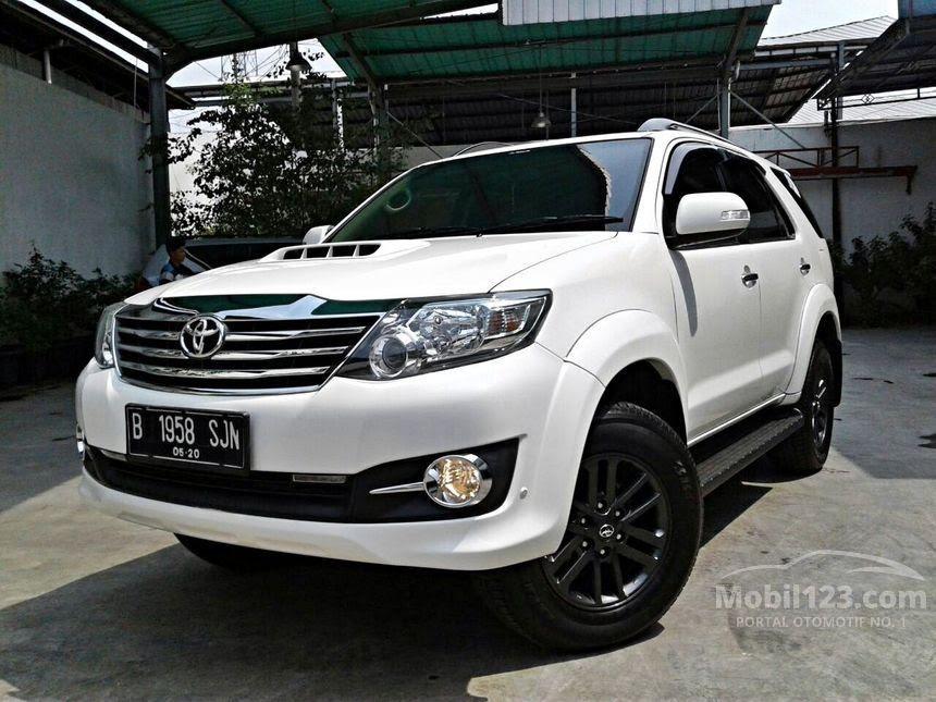 Harga Toyota Fortuner Baru Dan Spesifikasi - Toyota Mobil ...