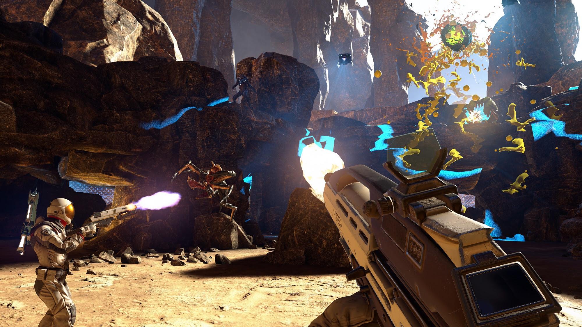 Review: Farpoint screenshot