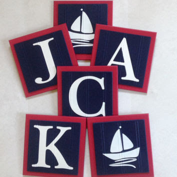Best Personalized Baby Name Wall Letters Products on Wanelo