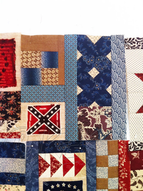 IMG_2975 Gettysburg Battle Flag quilt block