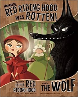 Read Little Bad Wolf And Red Riding Hood By Timothy Tocher