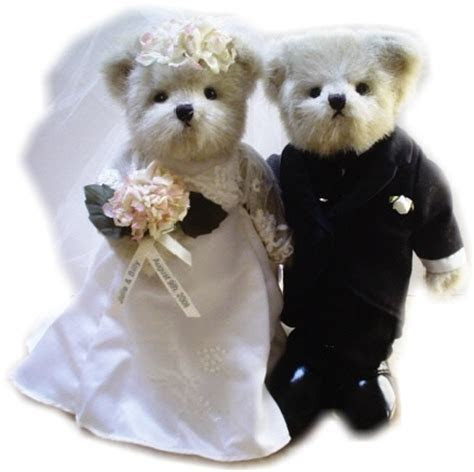 29 best images about bridal teddybears on Pinterest