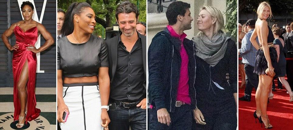 The truth about Serena Williams and Maria Sharapova