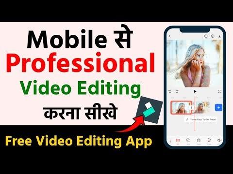 How To Edit Youtube Video Through FolmoraGo App || FilmoraGo Video Editing App Tutorial In Hindi