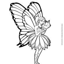 Mariposa Dibujos Para Colorear Dibujo Para Ninos Manualidades