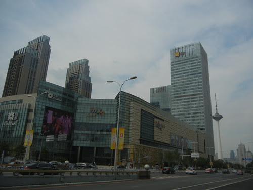 DSCN5235 _ High End Shopping Center, Shenyang, China