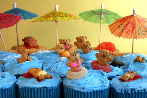 Summer Cupcakes   bigFATcook