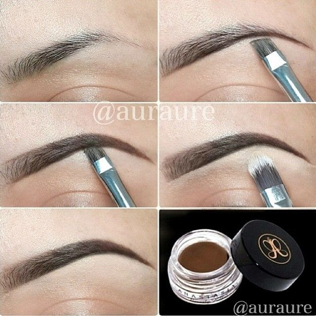 Eyebrow how to.