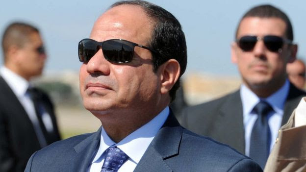 Egypt's President Abdel Fattah al-Sisi