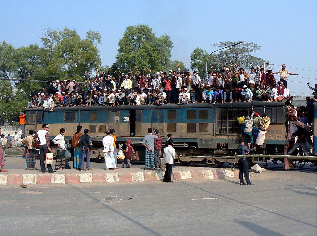 Todos a bordo para Bangladesh - Biswa Ijtema 2014 17
