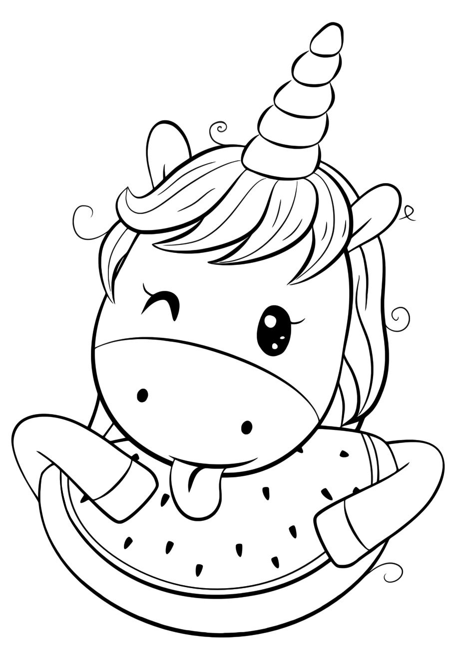 Cute Coloring Pages Bilscreen