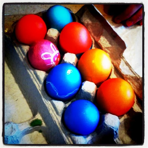 Easter eggies!