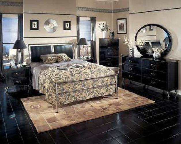Ashley Furniture Matrix Bedroom Set