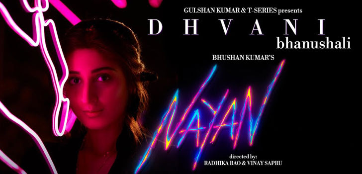 Nayan Song Lyrics Meaning in Hindi and English - DHVANI BHANUSHALI x JUBIN NAUTIYAL