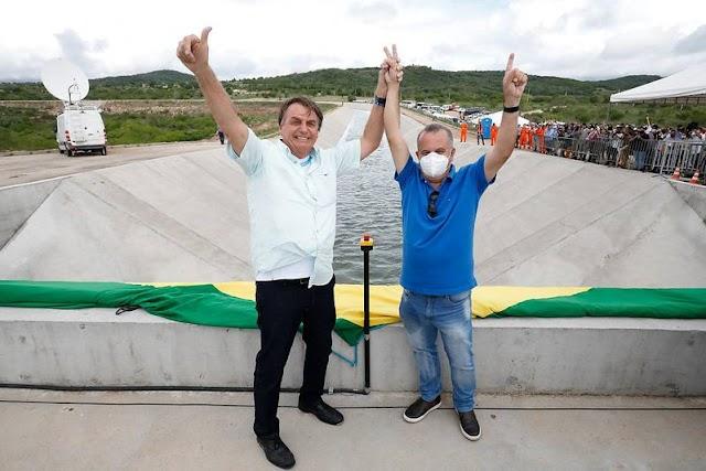 Ministro Rogério Marinho anuncia R$ 10 milhões para Barragem de Oiticica e revitalização da Lagoa do Bonfim