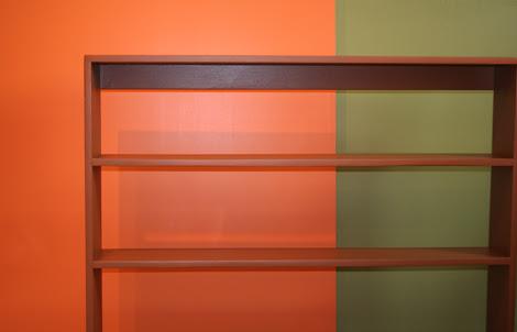 handmade bookshelves