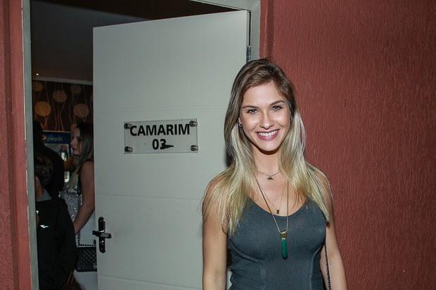 Andressa Suita (Foto: Raphael Castello/AgNews)