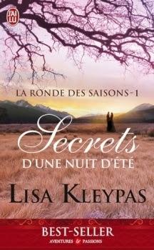 Couverture La ronde des saisons, tome 1 : Secret d'une nuit d'été