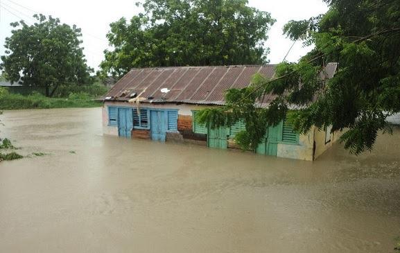 Vaguada provocará lluvias y posibles inundaciones en RD