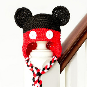 Magical Mickey Mouse Baby Hat