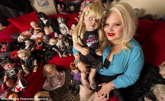 500 Koleksi Boneka Horor