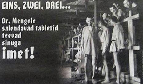 Inilah Iklan yang Bikin Marah Kaum Yahudi