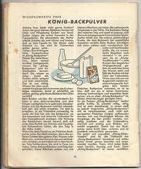König Bilderrezepte No2: Wissenswertes über König-Backpulver