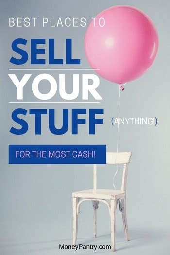 77 Best Places to Sell Used Stuff for the Most Cash