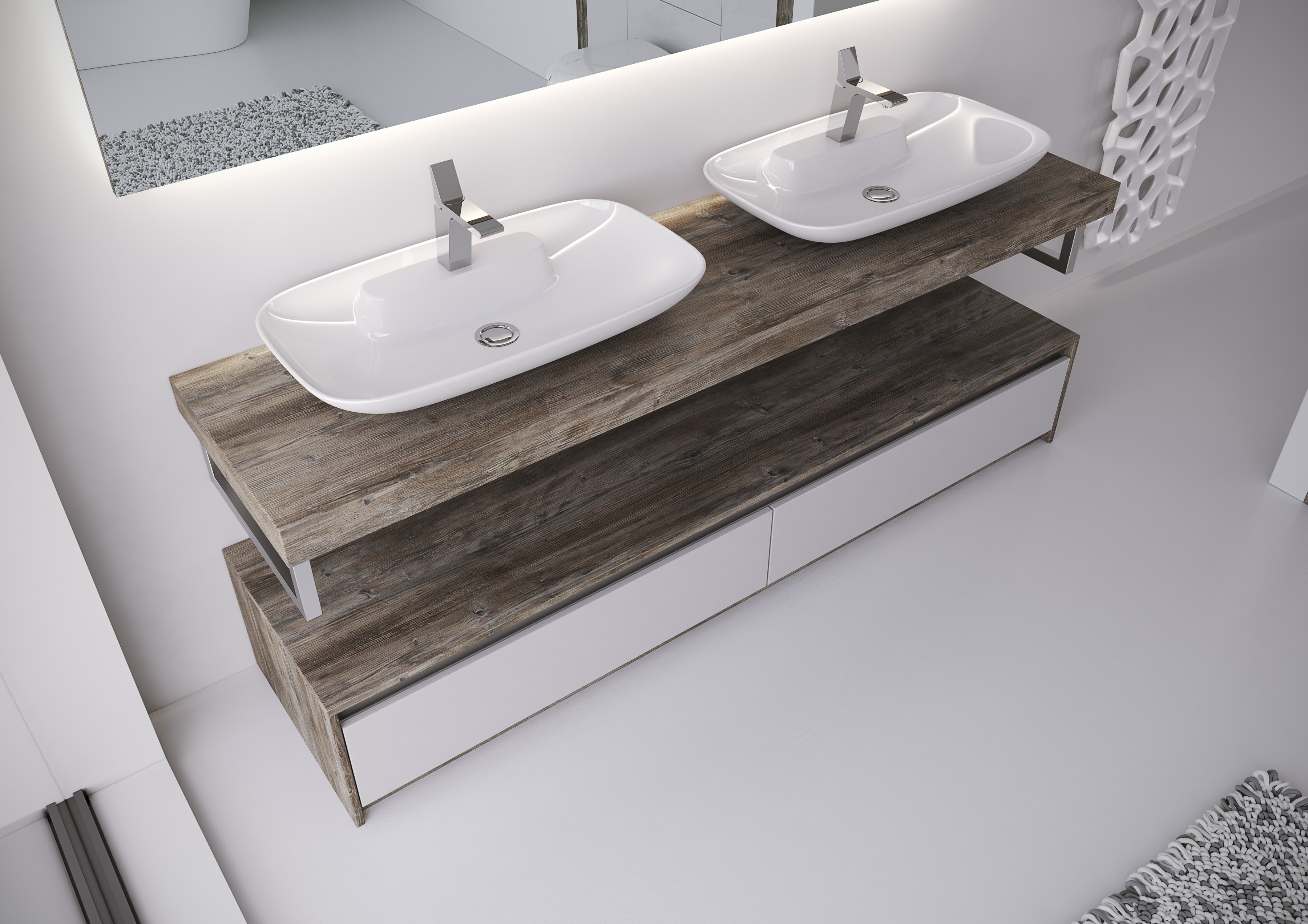 Ideas | Modern Bathroom Fitted Furniture - Bluewater ...