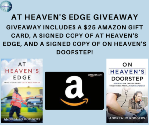 At Heaven's Edge Giveaway