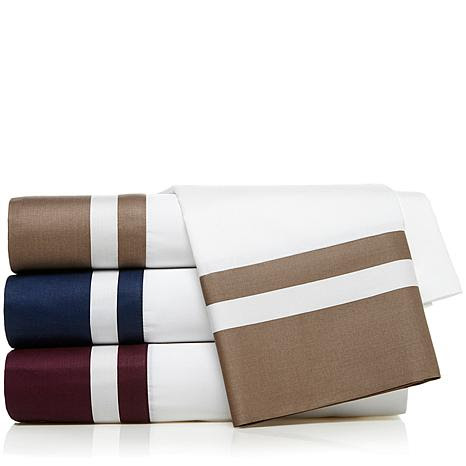 India Hicks Off Shore 400 Thread Count 100% Cotton Sateen Sheet