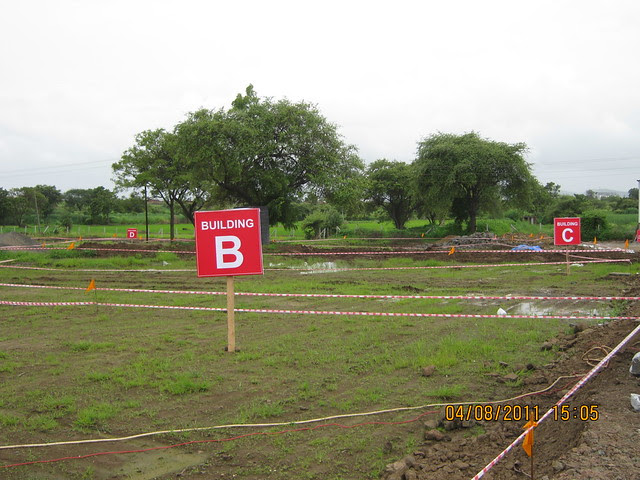 B, C, & D Buildings in DSK Kunjaban - 1 BHK 2 BHK Flats - Punawale - off Mumbai Bangalore Bypass - Pune 411 045
