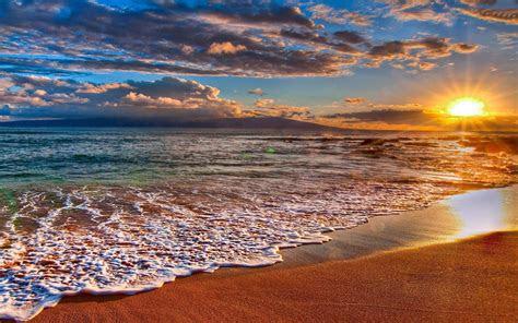 beach sunsets wallpapers  desktop  images