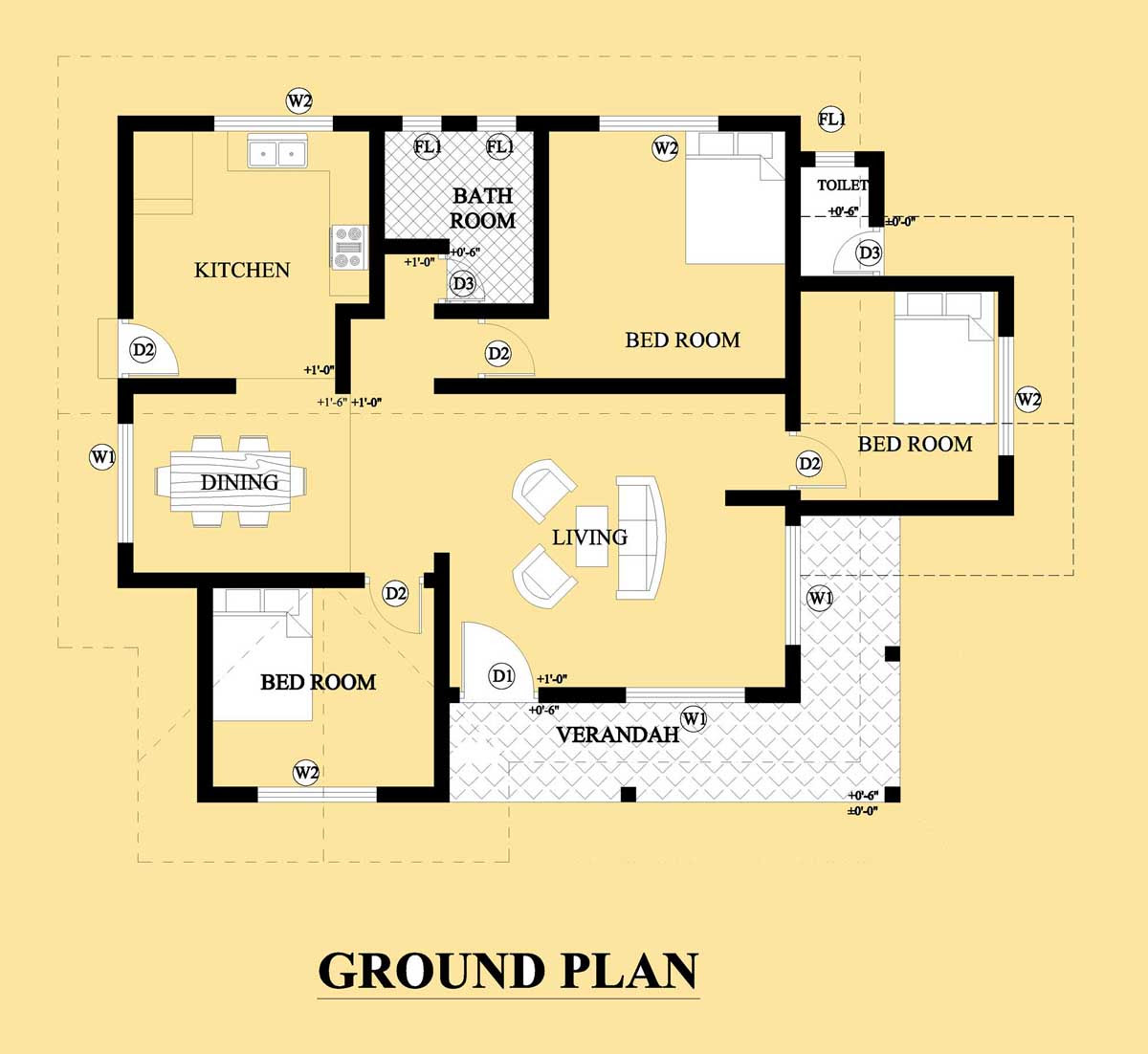 Design House Plans In Sri Lanka