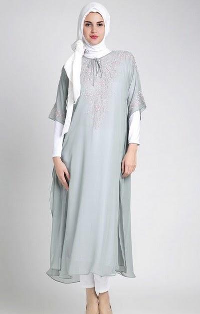 Inspirasi Baru 27+ Desain Baju Muslim Wanita Hamil