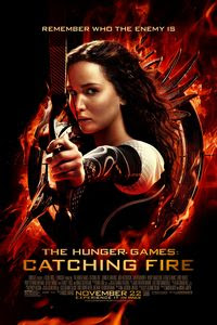 The Hunger Games: Catching Fire (November 2013)