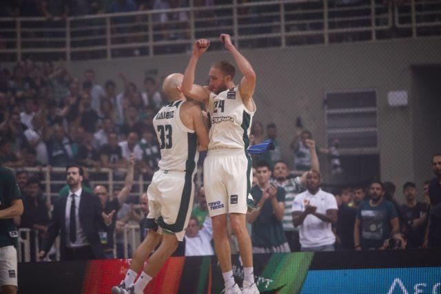 Ο Παναθηναϊκός πρωταθλητής Ελλάδος για το 2018 | in.gr