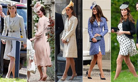 All of Duchess Kate's best wedding guest looks   HELLO! Canada