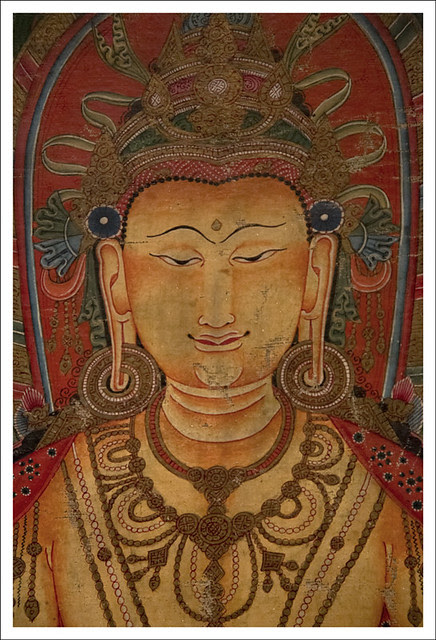 Bodhisattva At The Rubin