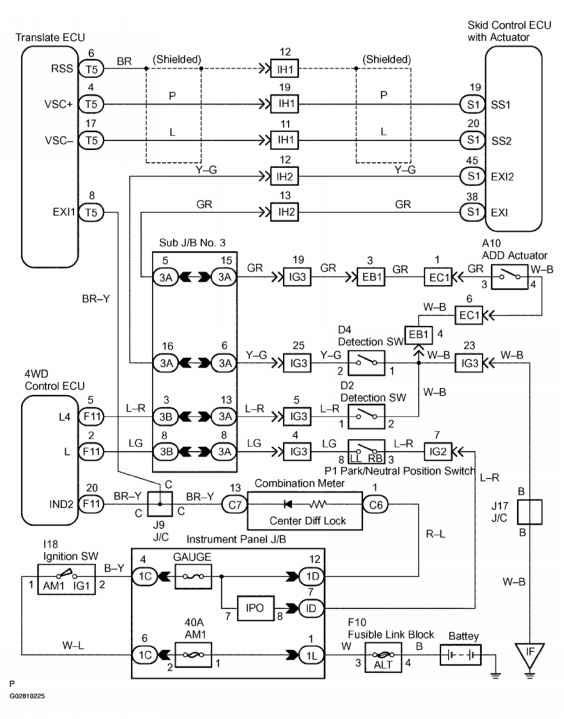 2003 Rav4 Wiring Diagram