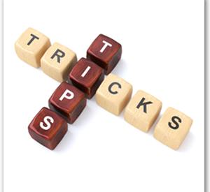 Image result for tricks of the trade
