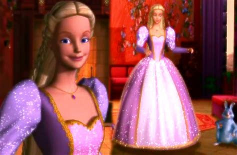 Fashion trends: Barbie rapunzel dress