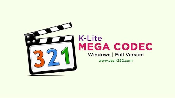 K-Lite Mega Codec Pack v15.5.6 Final oleh - tentangsteinbergcubase.xyz