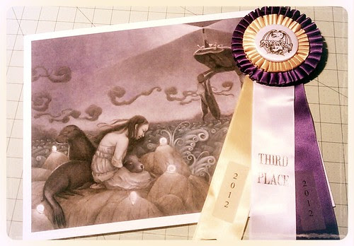 Third place at Dragoncon!