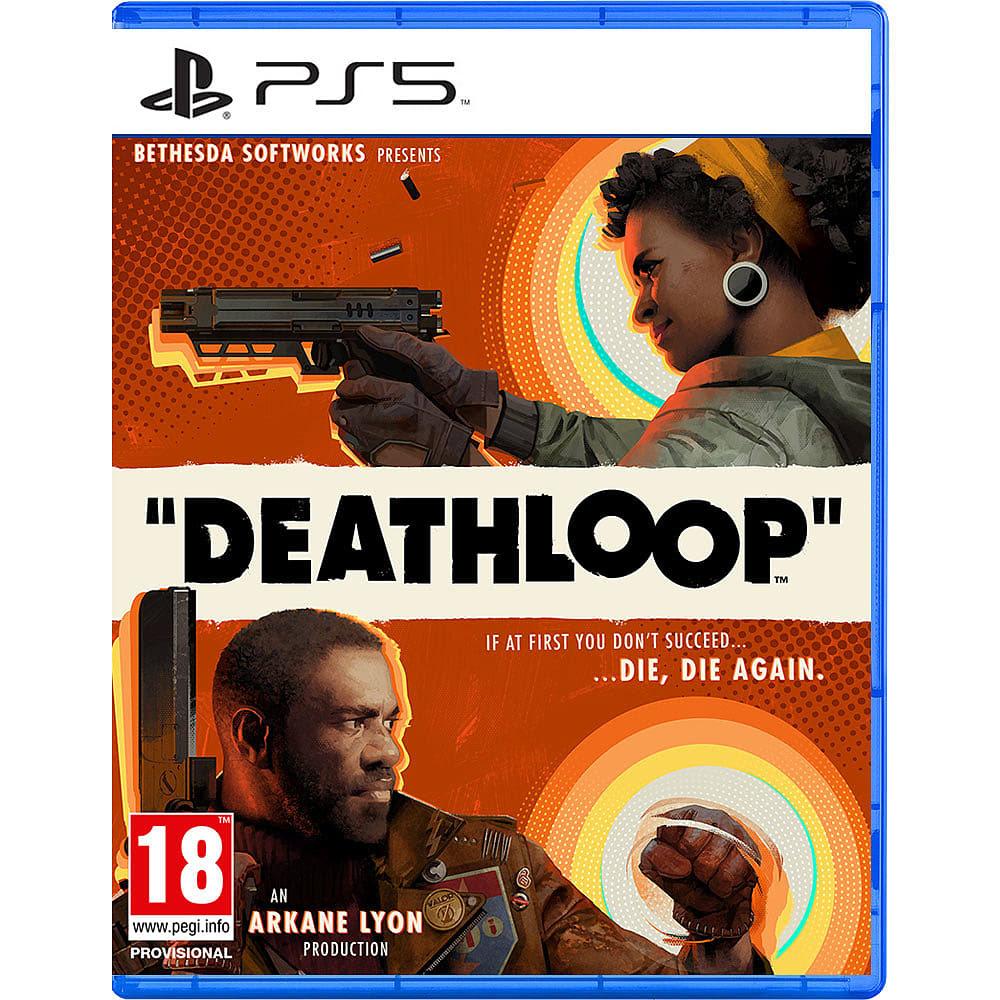 Buy Deathloop on PlayStation 5 | GAME