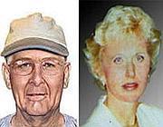 James J. Bulger e la sua compagna Catherine Greig in una  vecchia immagine