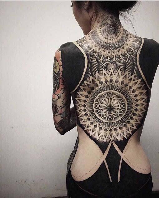 Back Tattoos For Women Best Tattoo Ideas Gallery